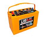 US Battery. Baterías de semitracción de plomo herméticas AGM